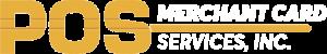 POS yellow text logo image
